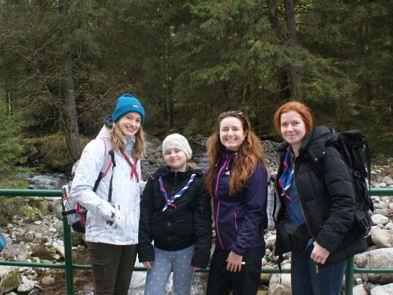 Výlet do Demänovskej jaskyne Mieru