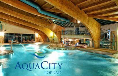 Relax v Aquacity Poprad